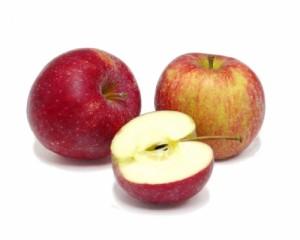Aroma är ett välsmakande och vackert äpple med sen mognadstid.