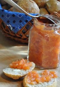 Kvitten ger doftande sylt eller marmelad.