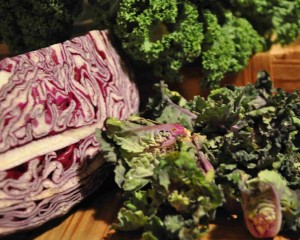 Flower Sprouts är en helt ny grönsak framkorsad i England.