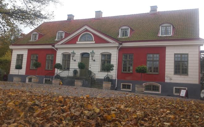 Katrinetorp började byggas 1800.