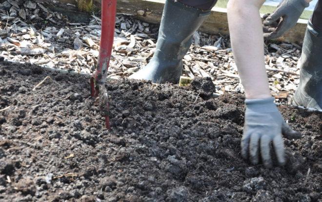 luckra gräva Greenspire Trädgårdskonsult mark jord mull
