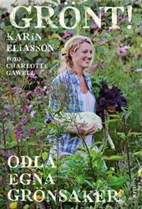 Ny bok om grönsaksodling i den egna täppan eller kolonin.