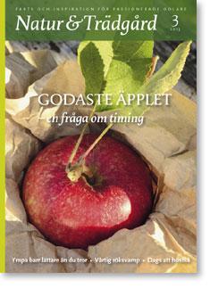 Tidskriften Natur och Trädgård är faktaspäckad läsning från pärm till pärm.